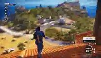 Just Cause 3 - Walkthrough - Part 10 - Fortalessa Town (PC)