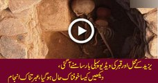 Dreadful Condition Of Grave Of Yazid