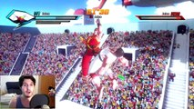 Dragon Ball Xenoverse MOD : RYU Y KEN - HADOUKEN VS KAMEHAMEHA ! (Dragon Ball VS Street Fighter)