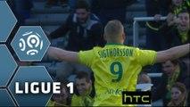But Kolbeinn SIGTHORSSON (77ème) / FC Nantes - AS Saint-Etienne - (2-1) - (FCN-ASSE) / 2015-16