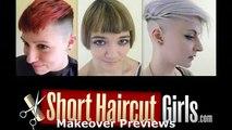 Long hair cut !! Hair buzzed off - Bob cut long hair cutting - haircut short video new