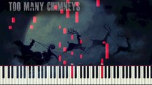 Old Piano Music - Too Many Chimneys | Piano Exercise (Original Composition)
