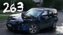 Compilación de Coche de los incidentes y Accidentes en la dashcam #263