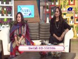 Nadia Khan Indirectly Taunting Fahad Mustafa and Others TV Stars for Using Whitening Injections