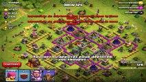 Clash of clans HDV 11/ 2 Attaques Avec le Grand Directeur !