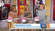 Rumer Willis Gets A Phone Call From Her Dad, Bruce Willis | TODAY