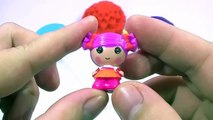 PLAY DOH kinder surprise eggs xitrum Minions Peppa pig español toys