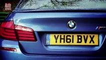 BMW M5 vs BMW S1000RR [HD] - Araba Tutkum