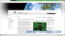 VANET SUMO OMNeT++ PROJECT output - video dailymotion