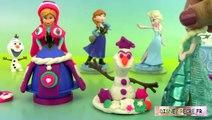 Pâte à Modeler Play Doh Reine Des Neiges Frozen Boule à