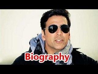 Akshay Kumar - Khiladi of Bollywood   Biography
