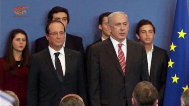 معيار فرنسي بسيط: إسرائيل خط أحمر