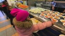 La lutte contre l'obésité commence à l'école