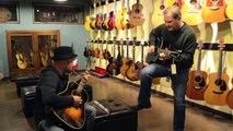 Carter Vintage Guitars Steve Wariner and Guthrie Trapp