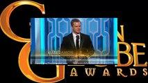 Golden Globes 2016 - Matt Damon Acceptance Speech Winner Golden Globes Awards 2016