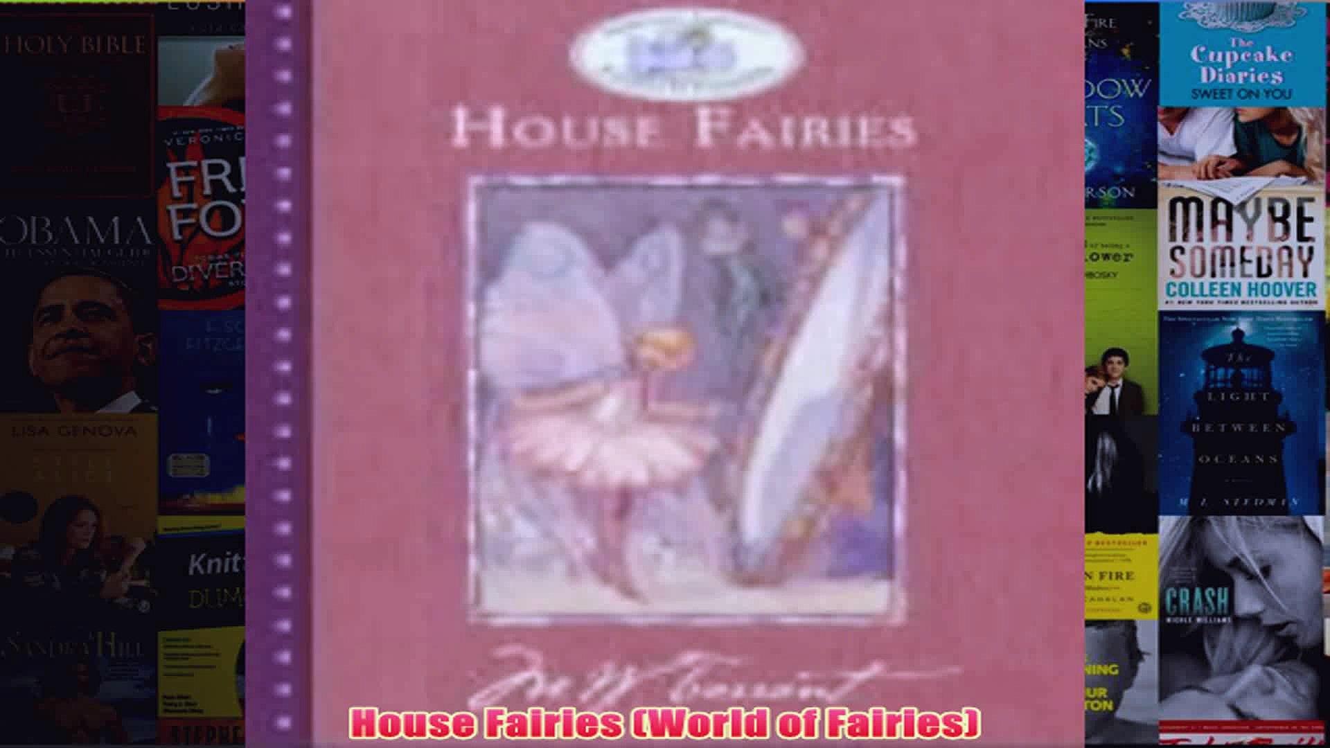 House Fairies World of Fairies
