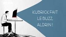 Kubrick fait le buzz, Aldrin ! - DESINTOX - 07/01/2016