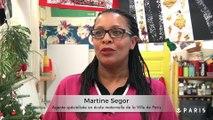 Campagne photo des agents de la Ville : Martine, agente spécialisée en école maternelle