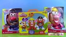 Pâte à modeler Play Doh Mr Potato Head Mr Patate Coiffeur Jouets ♥ Play doh Toy Story
