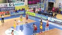 Lavezzini Basket Parma - Venezia 10/01/2016