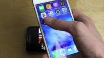 GTA San Andreas iPhone 6S vs. Samsung Galaxy S6 - Gameplay Comparison!
