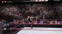 Stone Cold Steve Austin vs Kane CNZ 2K16: 2K Showcase Austin 3:16 Part 12