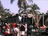 কেরানীগঞ্জে দুর্বৃত্তদের আগুনে দু'টি বসত ঘর ভস্ম