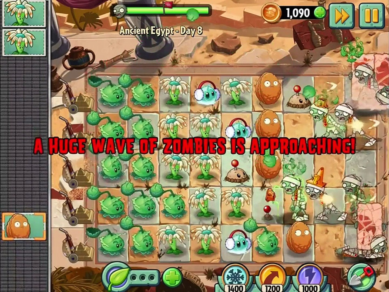 овощи против зомби 2 игра египед часть 3 # 1