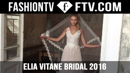 Behind The Scenes Elia Vitane Bridal 2016  | FTV.com