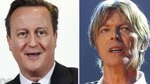 Radio presenter announces David Cameron's death instead of David Bowie – audio