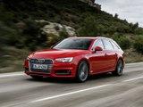 Audi A4 Avant 2015 (diaporama vidéo)