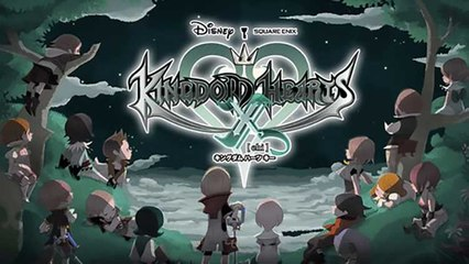Kingdom Hearts : Unchained | Annoucement Trailer HD 1080p 30fps - E3 2015
