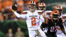 NFL Slant: Manziel auditioning for uncertain Browns future