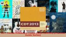 PDF Download  CDT Dental Procedure Codes With CDROM Practical Guide Series Read Full Ebook