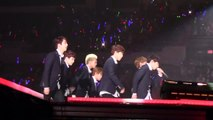 140810 BTS - Boys In Luv live at kcon 2014