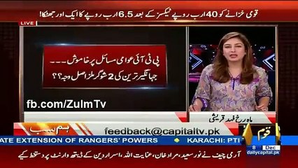 Shocking Report on The Sugar Mills of Different Pakistani Politicians
