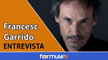 Francesc Garrido explica cómo ha sido interpretar un personaje de Lluís Homar