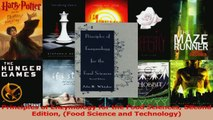PDF Download  Principles of Enzymology for the Food Sciences Second Edition Food Science and Read Online