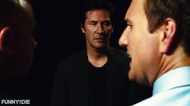 Funny or Die - Interrogations Gone Wrong - Keanu Reeves Funny or Die