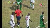 Video: Sénégal - Nigéria 0-0  le Sénégal rate un penalty. Regardez
