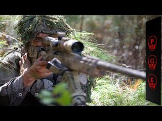 Los 10 rifles de franco tirador más usados y precisos