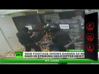 """10 Increíbles robos poco conocidos """"Heists"""""""