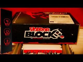 El unboxing del horrorblock septiembre 2015 HD 1080p