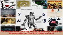 PDF Download  The Illustrations from the Works of Andreas Vesalius of Brussels Dover Fine Art History PDF Full Ebook