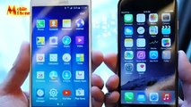 Mobile phone-Samsung Galaxy S6 vs Apple iPhone 6-Quick Look-full REVIEW, Tips