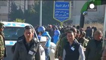 Syrien: Rebellen verlassen die Stadt Homs