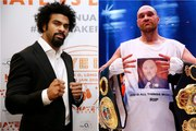 """David Haye accuses Tyson Fury of heaping shame on boxing & tells him """"stick to singing after fights"""""""