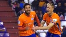 j.16 liga adelante 15/16 Valladolid 1-Alaves 2