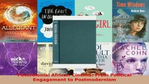 Read  Postcolonial African Cinema From Political Engagement to Postmodernism EBooks Online