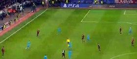 Chicharito Goal - Bayer Leverkusen 1 - 1 Barcelona - 09/12/2015
